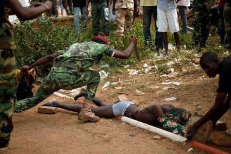 مسلمي افريقيا الوسطى