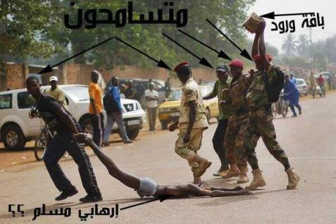 مسلمي افريقيا الوسـطى